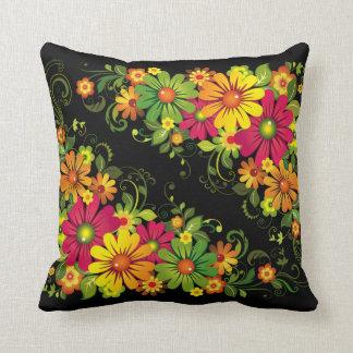 Almofada Travesseiro multi-colorido floral