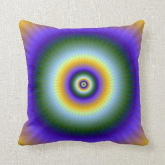 Almofada Travesseiros abstratos redondos