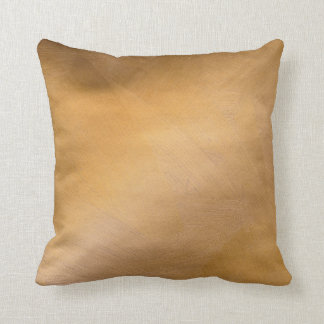 Almofada Travesseiros de cobre brilhantes do revestimento