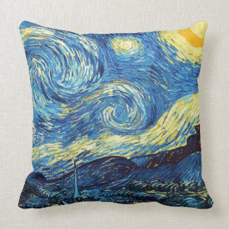 Almofada Vincent camionete Gogh-The Estrelado NightVincent