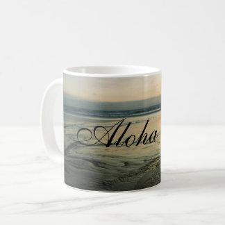 Aloha caneca da praia