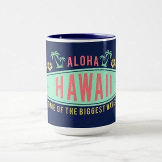 Aloha canecas conhecidas feitas sob encomenda do caneca