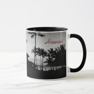 Aloha, Havaí Caneca