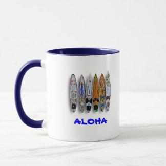 Aloha você caneca