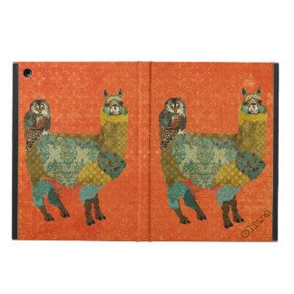 Alpaca do ouro & caso do âmbar da coruja da cercet
