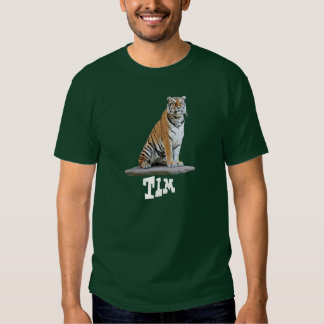"alpargata ""tigre"" Calcular o tempo Tshirts"