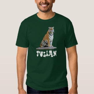 "alpargata ""tigre"" Julian Camisetas"