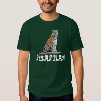 "alpargata ""tigre"" sebastian t-shirt"