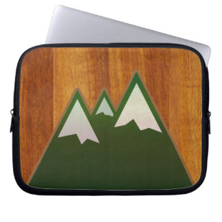 alpinismo. estilo country bolsas e capas para computadores
