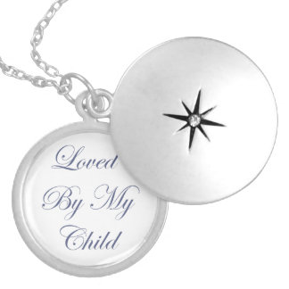 Amado por minha colar da criança