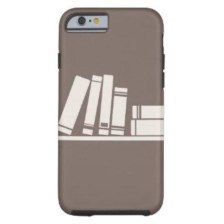 Amantes de livros! capa tough para iPhone 6