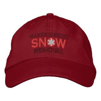 Amantes personalizados da remoção de neve boné