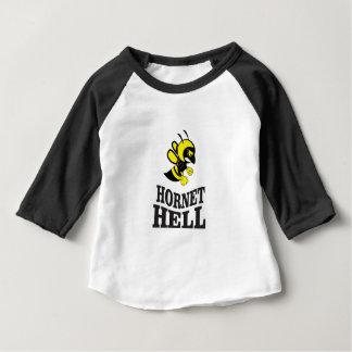 amarelo do inferno do zangão tshirt