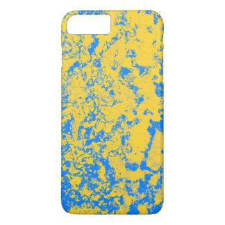 amarelo e azul capa iPhone 8 plus/7 plus