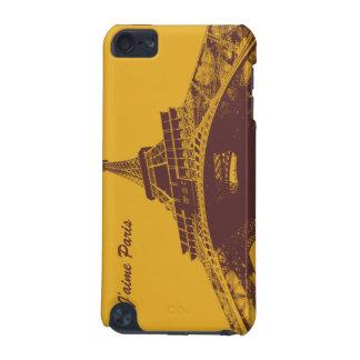 Amarelo velho francês do filme de J'aime Paris da