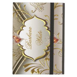 Âmbar bege 2 do ouro do creme elegante do caramelo