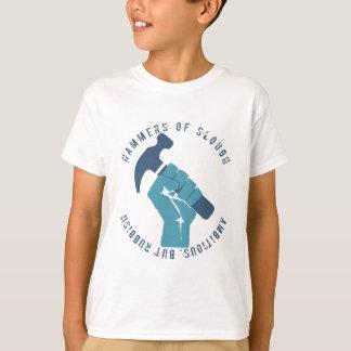 Ambicioso mas desperdícios camisetas