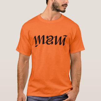 Ambigram de Maui Tshirts