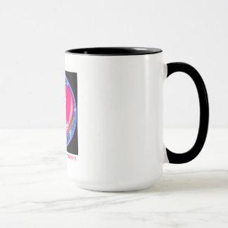 """""""Ame caneca de café do planeta"""""""