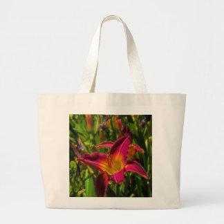 Ame esse saco cor-de-rosa bolsa