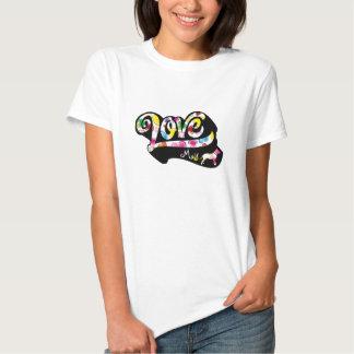 Ame meu Pitbull T-shirts