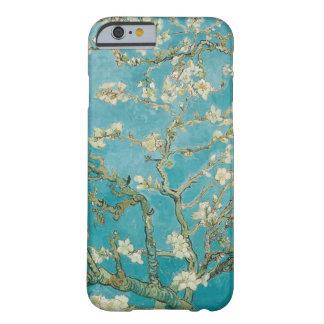 Amêndoa blossom/st de PixDezines Van Gogh. remy Capa Barely There Para iPhone 6