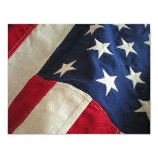 América o excelente convite 10.79 x 13.97cm