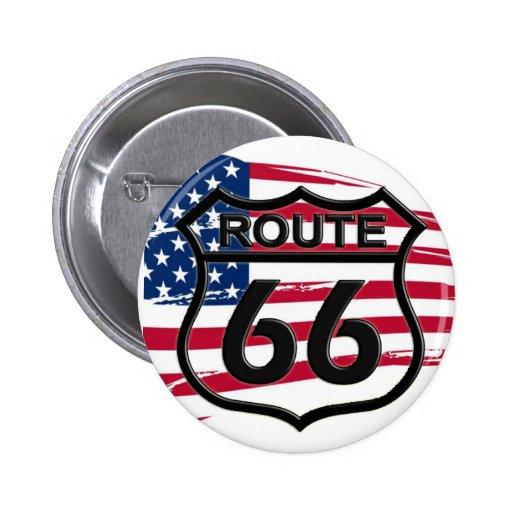 América rota 66 botons