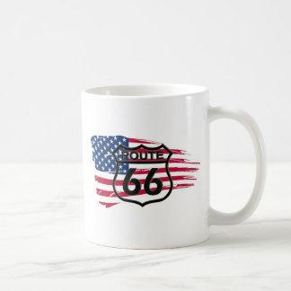 América rota 66 canecas