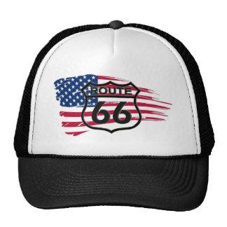 América rota 66 boné