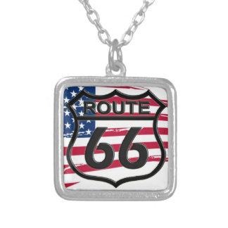 América rota 66 colar