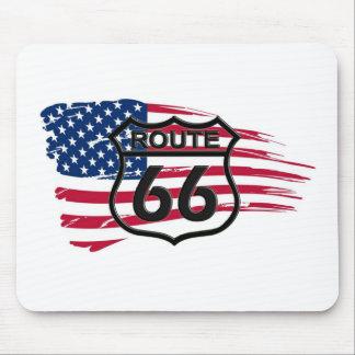 América rota 66 mousepad