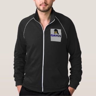 American Apparel California Fleece blusão Jaqueta Com Estampa