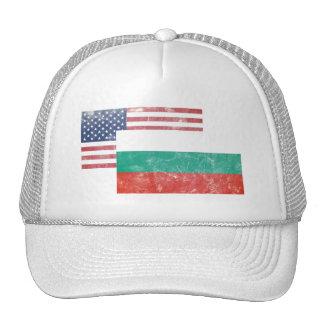 American/USA e vintage búlgaro Boné