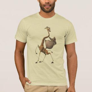 Amigos de Gloria e de Melman T-shirts