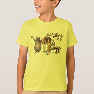 Amigos de Madagascar Tshirt