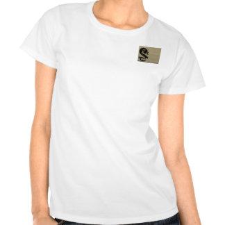 Amor 1 do dragão t-shirt