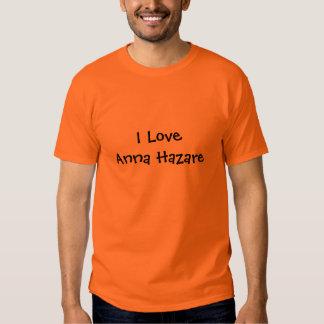 Amor Anna Hazare T-shirt