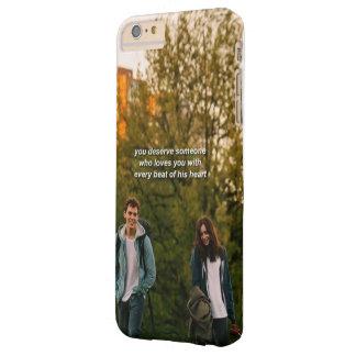 Amor, capas de iphone de Rosie