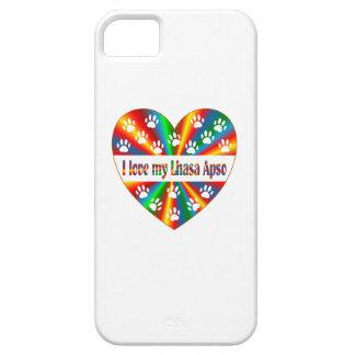 Amor de Lhasa Apso Capa Para iPhone 5