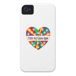 Amor de Lhasa Apso Capas Para iPhone 4 Case-Mate