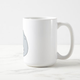Amor de Narwhal Caneca De Café