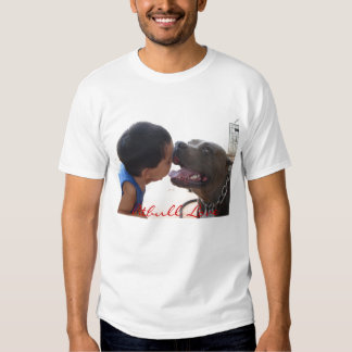 Amor de Pitbull Camiseta