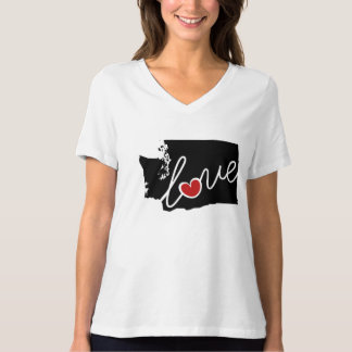 Amor de Washington!  Camisas & mais para amantes Tshirts