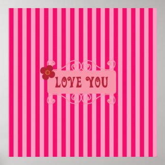 Amor do dia dos namorados você presentes rosas ver poster