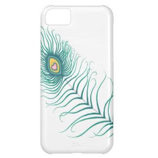 Amor do pavão capa para iPhone 5C