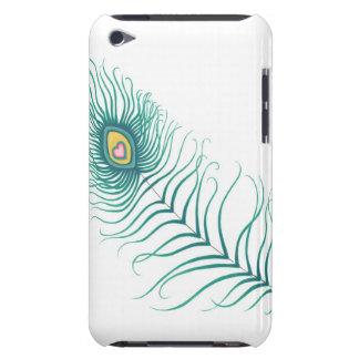 Amor do pavão capa para iPod touch