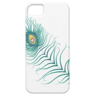 Amor do pavão capas de iPhone 5 Case-Mate