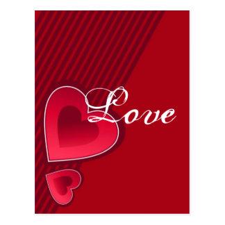 Amor dobro dos corações
