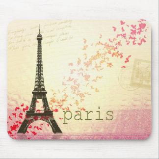 Amor em Paris tapetes para ratos